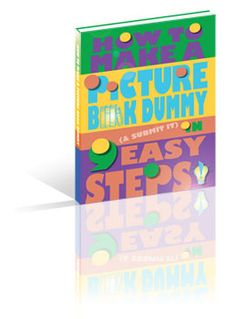 How To Make a Picture Book Dummy In 9 Easy Steps E-Book - Wendy Martin's Art Blog