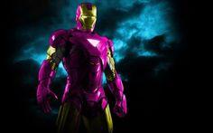 DeviantArt: More Like Iron Man Green Lantern Armor by 666Darks