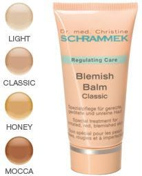 Dr.Schrammek - Blemish Balm Classic: rated 3.9 out of 5 by MakeupAlley.com members. Read 14 member reviews.