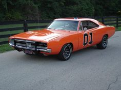 """There are two reasons I like this car. One is the US TV series """"The Dukes of Hazzard"""" which I faithfully watched as a teenager, subtitled on Dutch state TV in the '80s."""