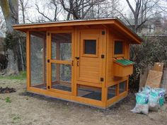 """WICHITA """"CABIN COOP""""                              Update,spring 2016:    Check out..."""