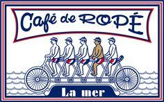 Café de Ropé La mer 2012 !!