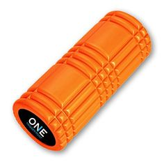 One Trigger Point Grid Deep Tissue Massage Foam Roller for Physical Therapy Fitness Stretching Features Smaller Compact Size Tridimensional Surface and Free Guide to Myofascial Release (Orange) One Trigger Point http://www.amazon.com/dp/B01B2Q7V9I/ref=cm_sw_r_pi_dp_KhP5wb0S7C3X1