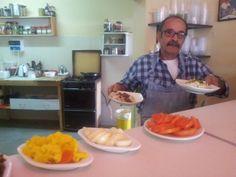 """כפר ראמה -אוכל של פעם מתובלן בזכרונות. ח'יאט ב""""שראביכ"""""""