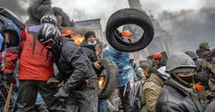 Anti-government protesters clash again with police in Ukraine, despite a truce agreed between the president and opposition leaders. New World Order, Monster Trucks, Shit Happens, Alternative, Politics, Live, News, Photography, Fotografie