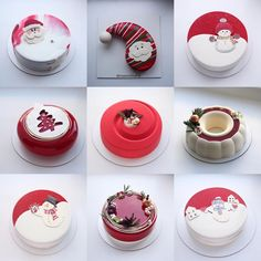 """Торты Екатеринбург on Instagram: """"Я не знаю, празднуете ли вы старый Новый год, или может быть китайский Новый год, в любом случае мы несём вам эндорфины и счастье 😍…"""" Christmas Candy Bar, Christmas Desserts, Holiday Treats, Moose Cake, Pastel Cakes, Glass Cakes, New Cake, Sweets Cake, Cake Icing"""