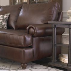 American Casual Scarborough Chair | Leather, Leather Furniture And Leather  Chairs