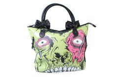 Iron Fist Zombie Chomper Handbag, http://www.amazon.com/dp/B0042AQTPE/ref=cm_sw_r_pi_awd_1DOmsb0Y9P116
