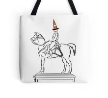 Duke of Wellington Statue mercy  by @kirstiecatlady  #dukeofwellington #glasgow #digitalart #merchandise #shopping