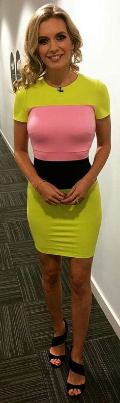 Does a model have to have the perfect measurements? Plus-size model Jewelz not only loves her body, she wants you to love yours too! Rachel Riley Countdown, Rachel Riley Legs, Racheal Riley, Sexy Outfits, Cool Outfits, Tv Presenters, Plus Size Model, Tight Dresses, Sexy Women