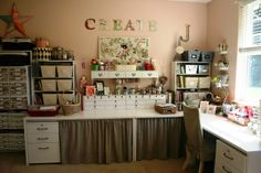 Jen-uinely Inspired: Craft Room Reveal