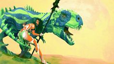 Support pascal blanche creating Illustrations, covers, 3D models,talks about inspirations