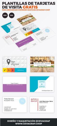 8517aca4754d8 Tarjetas de Visita y Presentación Personalizadas  Imprime Online  ✅