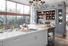 Luxury Bespoke Kitchens - Portobello | Mark Wilkinson - maybe one day!