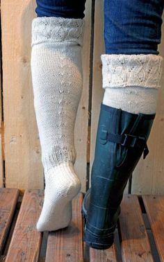 Nordic Yarns and Design since 1928 Knitting Socks, Knit Socks, Leg Warmers, Something To Do, Boots, Accessories, Design, Yarns, Pullover