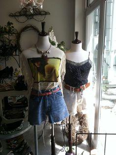 Strut into Spring like you own it! Store Mannequins, Waist Skirt, High Waisted Skirt, The Struts, Spring, Skirts, Fashion, Moda, Skirt