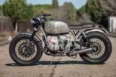 MotArt: BMW R100 RS by CRD Motorcycles