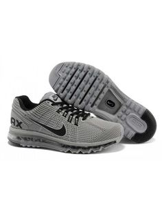 huge discount 76c01 fb86d Nike Air Max 2013 Herr Svart Grå SE880023