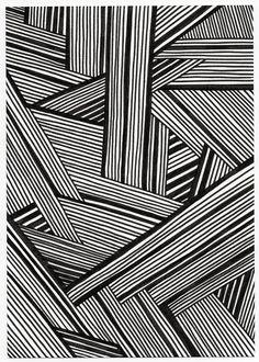 Emily Victoria Marie Bland, Untitled 53, 2014, Fibre tip pen on paper, 21 x 14.8 cm