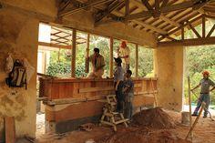 Casa MILA / Construcción de Tapia | Flickr - Photo Sharing!