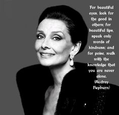 for beautiful eyes audrey hepburn quote | added july 16 2012 image size 350x337px source tumblr com
