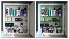 Monica Joy Designs: Medicine Cabinet REDO!