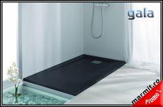 Cadita dus Stonex din compozit 120 x 80 cm cu sifon Bathtub, Bathroom, Faucet, Standing Bath, Washroom, Bath Tub, Bathrooms, Bathtubs, Bath