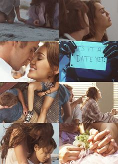 Know this movie? The Last Song #MileyCyrus#LiamHemsworth