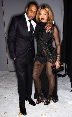 Chicest couple ever?!
