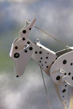 Spotty Dog Automata by Newsteadautomata on Etsy
