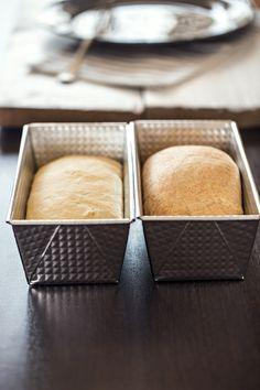 domácí toustový chléb