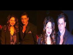 Shahrukh Khan and his wife Gauri Khan attends Deepika Padukone's black and gold theme bash to celebrate the success of her three movies in a year SUBSC. Shahrukh Khan, Deepika Padukone, Gossip, Interview, Videos, Music, Youtube, Musica, Musik