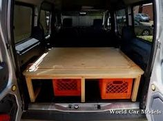 ford transit connect camper - Google Search