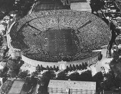 Saints at Tulane Stadium, 1967
