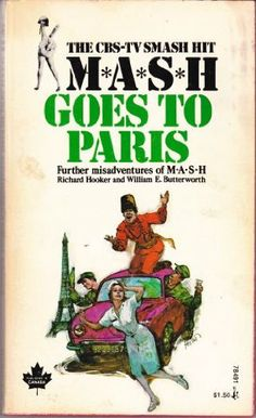MASH Goes to Paris by Butterworth and hooker