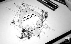 geometric_totoro_tattoo_by_shioniart-daibktr.jpg (1024×644)