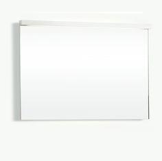 Spegel Svedbergs Forma med Lysrörsbelysning , Vit Computer Mouse, Vit, Bathrooms, Check, Home Decor, Pc Mouse, Decoration Home, Bathroom, Room Decor