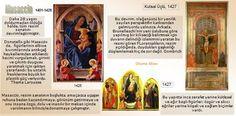 Okuma Atlası Sanat: Masaccio