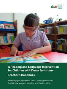 Strategies to address challenging behaviour in young children with Down syndrome