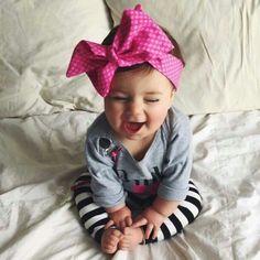 No hay mejor manera de iniciar el día que con una de sus sonrisas.
