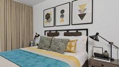 Suna Interior Design | Show homes | Latimer homes the iron works
