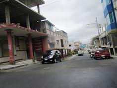 Downtown Manta, Ecuador