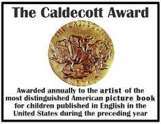 Caldecott award lesson for first grade