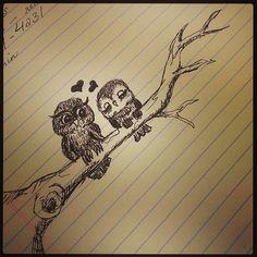Stolen doodle idea - was bored