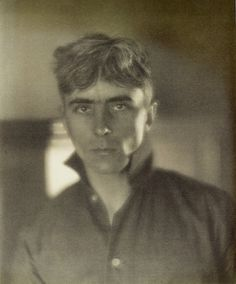 """'Wild Joe"""" O'Carroll, Head of the Industrial Workers of the World (IWW) or the Wobblies, 1919, photo by Margrethe Mather"""
