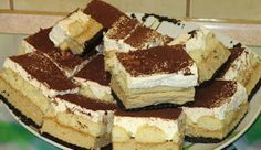 Ekspresowe ciasto cappuccino Tiramisu, Ethnic Recipes, Food, Essen, Meals, Tiramisu Cake, Yemek, Eten