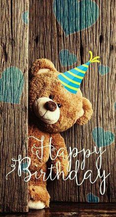 Happy Birthday! Cumple