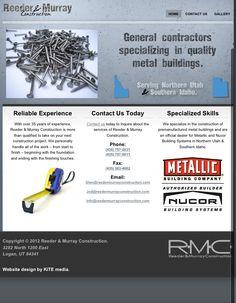 Web design by kite media.