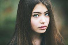 Green eyes by Jovana Rikalo - Photo 129460159 / 500px