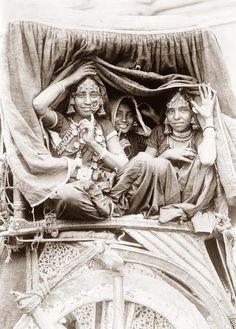 Lovely women, date unknown.